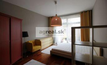 1-izb. byt  terasou vo vile pri Slavíne