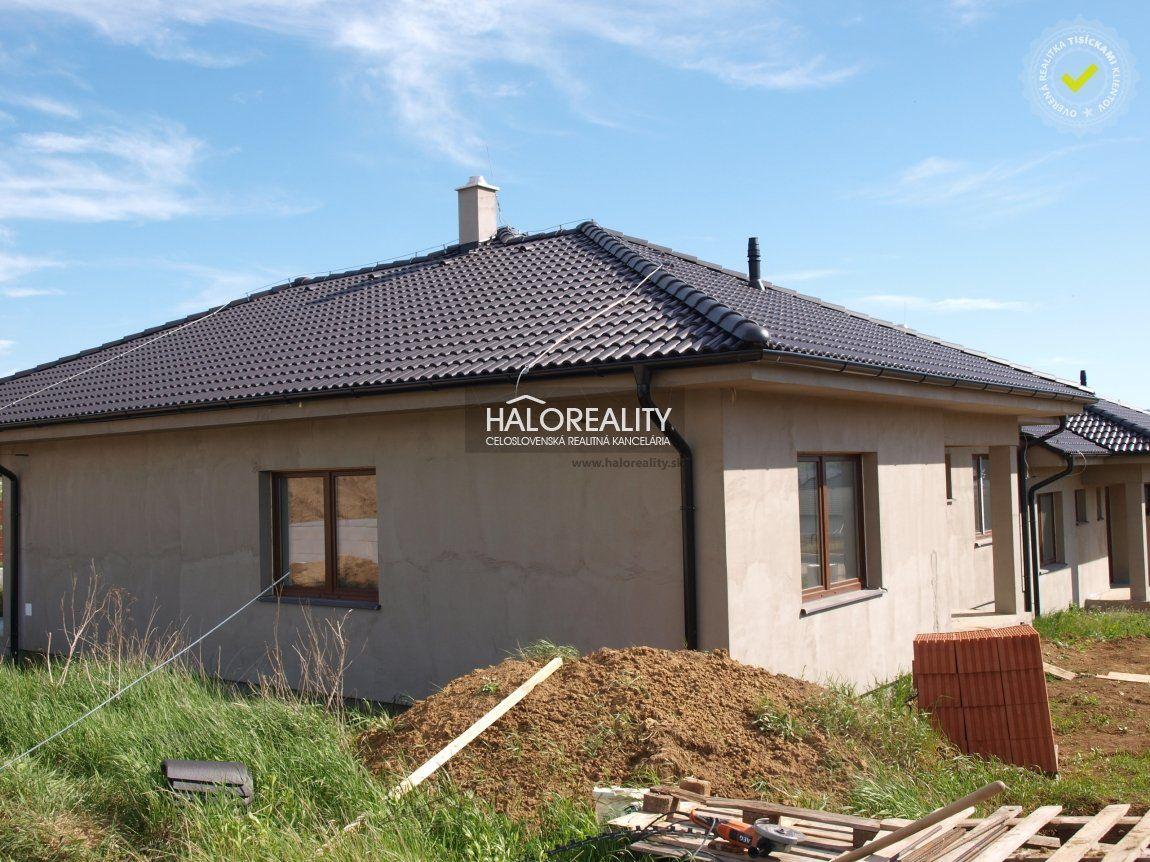 Predaj, rodinný dom Nitra, Kynek - NOVOSTAVBA