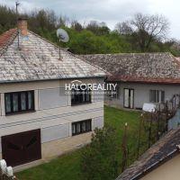 Rodinný dom, Uhorské, 100 m², Čiastočná rekonštrukcia