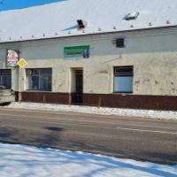 Polyfunkčný objekt, Čachtice, 298 m², Pôvodný stav