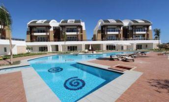 Krásny 3-izbový apartmán na predaj v apartmánovom komplexe Majestica apartments v Turecku, časť Side - Kumkoy