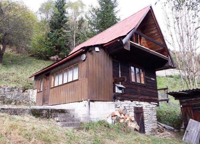 chata - Horná Mariková - Fotografia 1