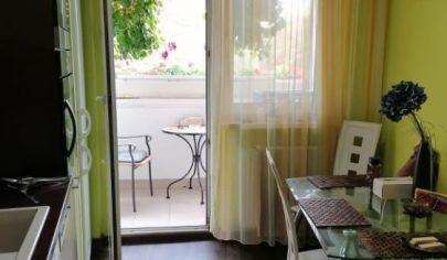 Na predaj 4.izbový byt Vrakuňa, Kríkova.