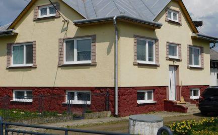 Na predaj rodinný dom v obci Dlhé Klčovo