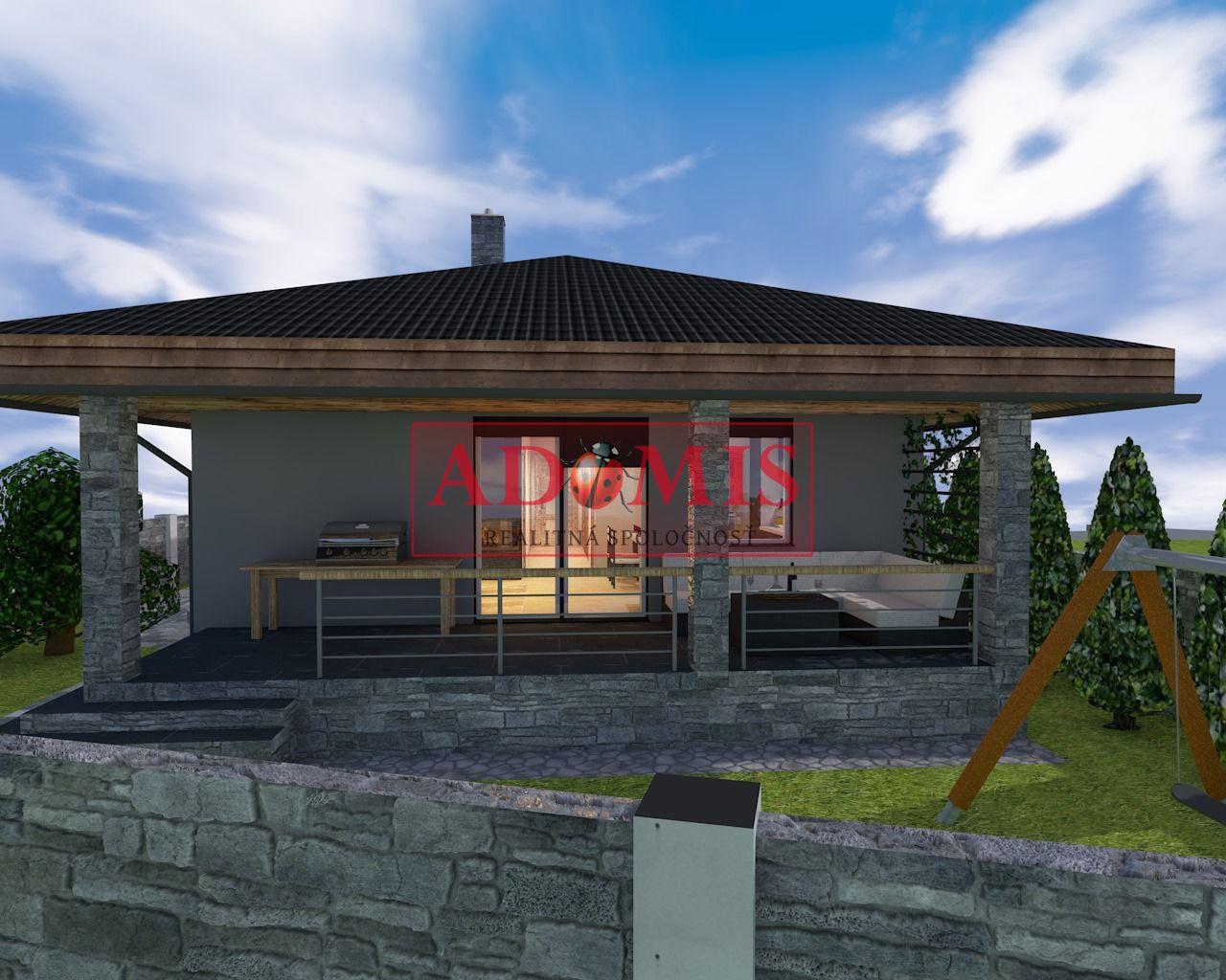 Rodinný dom-Predaj-Kokšov-Bakša-136 000 €