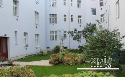 PRENÁJOM priestranný 4 izb byt Staré Mesto Železničiarska EXPIS REAL