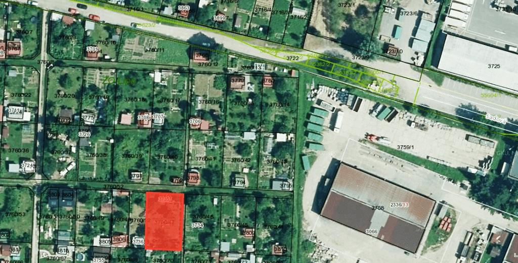 PREDANÉ záhradka 357 m2, Spišská Nová Ves - Tarča - 8