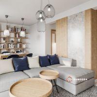 2 izbový byt, Zvolen, 51 m², Novostavba
