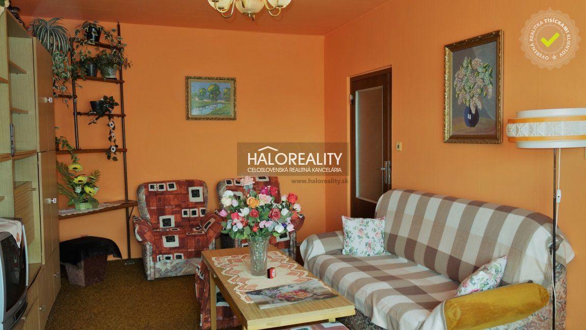 Predaj, trojizbový byt Malacky, Juh - ZNÍŽENÁ CENA - EXKLUZÍVNE HALO REALITY