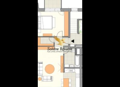 Dvojizbový byt v novostavbe