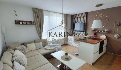 Na predaj 1 izbový byt v NOVOSTAVBE v BA Dúbravka štvorposchodová bytovka IHNEĎ VOĽNÝ