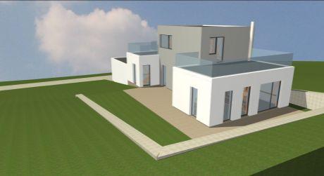 Nové moderné bývanie blízko mesta Martin, no zároveň v lone prírody s úžasnými výhľadmi v obci Záborie