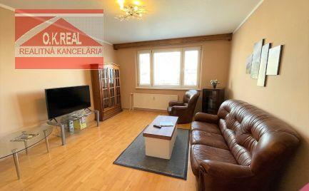 Ponúkame na prenájom 4-izbový byt na Hlaváčikovej ulici, lokalita BA IV., Karlova Ves, časť Dlhé Diely.