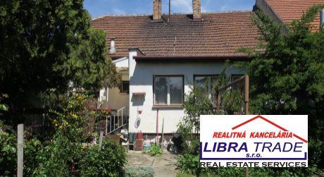 Rodinný dom na predaj v Nových Zámkoch.