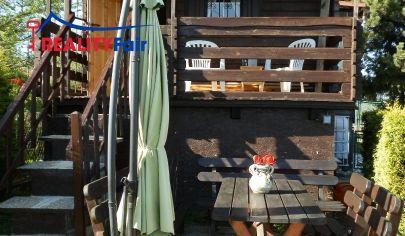REZERVOVANÉ! PREDAJ - záhradná chatka - nad Internátnou ul., Fončorda - Banská Bystrica