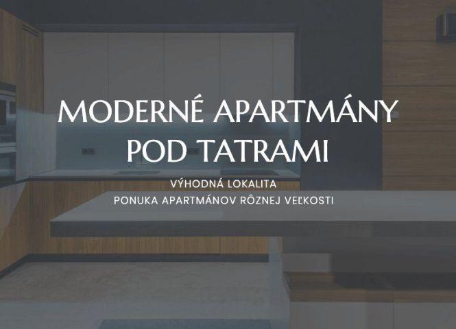 Apartmán - Poprad - Fotografia 1
