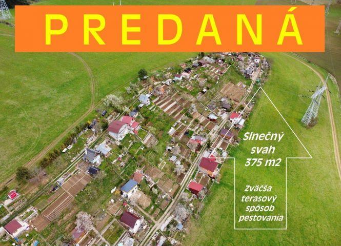 záhrada - Spišská Nová Ves - Fotografia 1