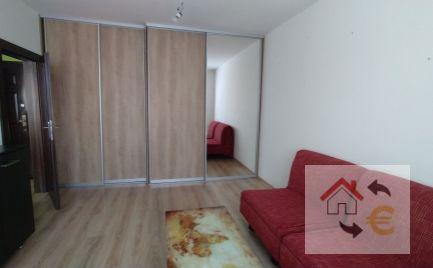 Prenajaté do 1.6.2022...1 izbový zrekonštruovaný byt Sídlisko III