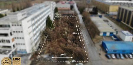 Ponúkame Vám na predaj pozemok v priemyselnom areáli ZTS v Dubnici nad Váhom o rozlohe 3947 m2.