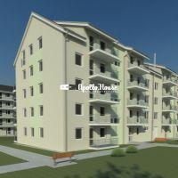 2 izbový byt, Pezinok, 56 m², Novostavba
