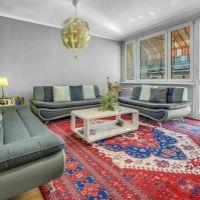 5 a viac izbový byt, Bratislava-Nové Mesto, 117 m², Kompletná rekonštrukcia