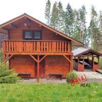 Chata, drevenica, zrub, Námestovo, 358 m², Pôvodný stav