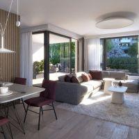 5 a viac izbový byt, Bratislava-Ružinov, 169 m², Vo výstavbe