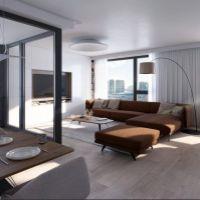 1 izbový byt, Bratislava-Ružinov, 38 m², Novostavba