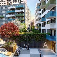 2 izbový byt, Bratislava-Ružinov, 57 m², Vo výstavbe