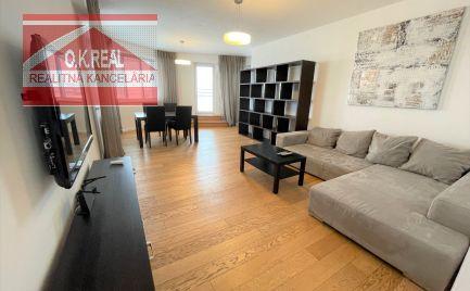 Ponúkame na predaj krásny 3-izbový byt na ulici Letná v novostavbe Letná residence, Bratislava III.-Nové Mesto