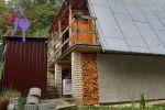 chata, drevenica, zrub - Beluša - Fotografia 2