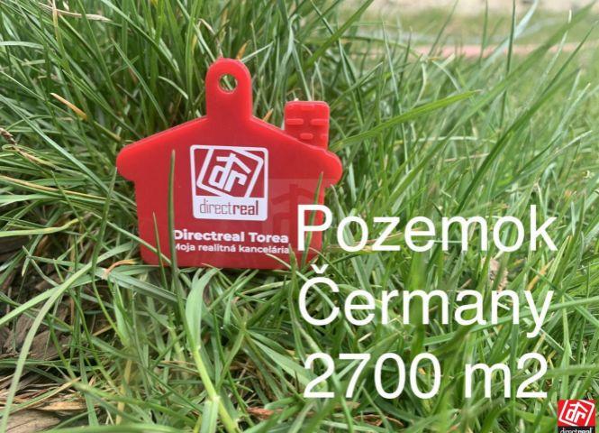 pre rodinné domy - Čermany - Fotografia 1