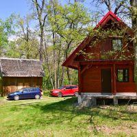 Chata, drevenica, zrub, Šaštín-Stráže, 65 m², Novostavba