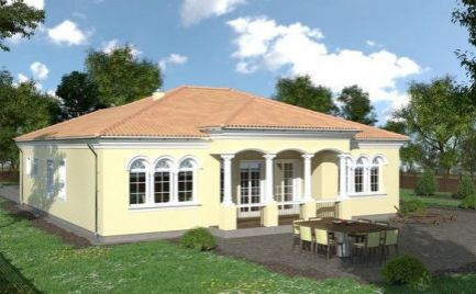Nadštandardná novostavba 3i rodinného domu o výmere 220 m2.