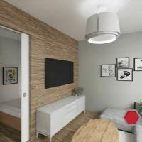 1 izbový byt, Trnava, 36 m², Pôvodný stav