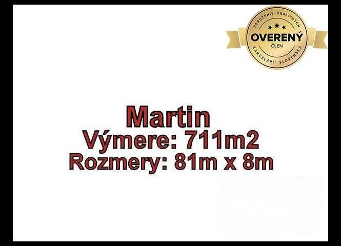 rekreačný pozemok - Martin - Fotografia 1