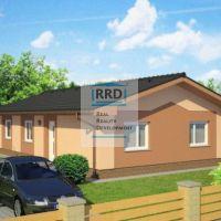 Rodinný dom, Necpaly, 108 m², Vo výstavbe