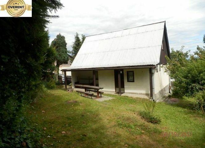 chalupa, rekreačný domček - Klokoč - Fotografia 1