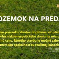 Pre rodinné domy, Komoča, 1704 m²
