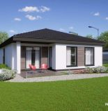 Exkluzívne u nás. Ponúkame na predaj výstavbu rodinného domu na peknom pozemku v časti Zakvášov.