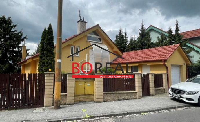 Svetlý 3izb. byt, 95 m2 v rodinnom dome na prenájom, ul. Stará Klenová na Kramároch - BA III.