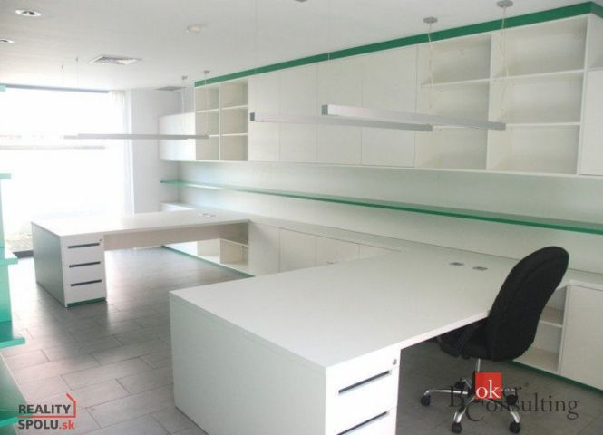 kancelárie - Bratislava-Podunajské Biskupice - Fotografia 1