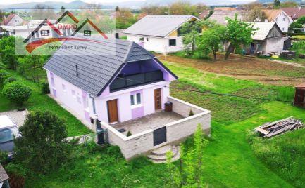 DMPD Real Vám ponúka na predaj zrekonštruovaný dom v obci Bystričany