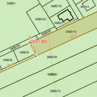 Nitra, 2637 m²
