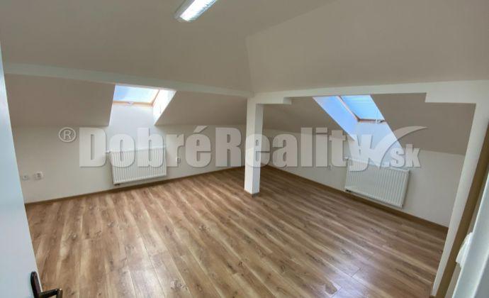Na prenájom komerčné priestory, ideálne na zdravotné a iné služby či kancelárie v novej multifunkčnej budove v Rimavskej Sobote