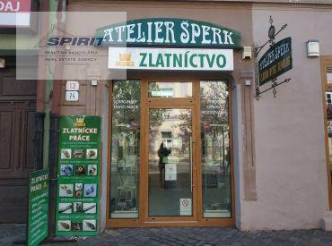 REZERVOVANÉ - Obchodný priestor na predaj - Liptovský Mikuláš, centrum