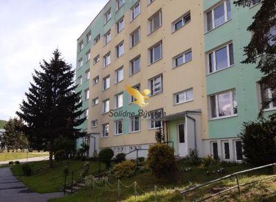Priestranný 1 izbový byt v meste Zvolen