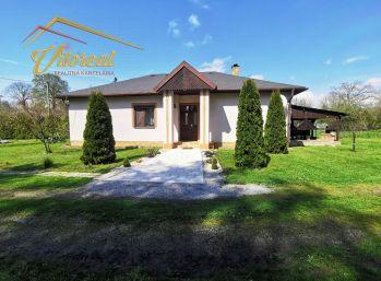Na predaj exkluzívny rodinný dom v Nižnom Hrabovci