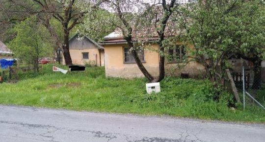 Predaj domčeku na chalupárčenie v obci Utekáč
