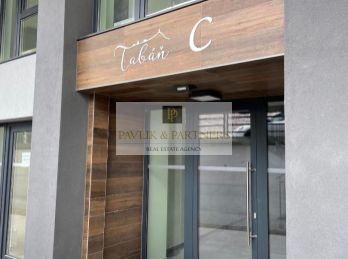 Prenájom lukratívny obchodný priestor, 46m2,novostavba Tabáň